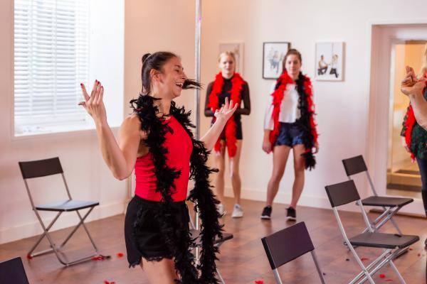 Workshop Burlesque in Sittard