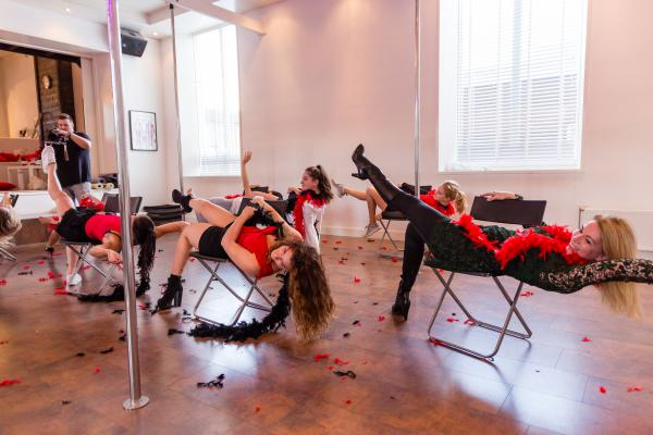 Workshop Burlesque in Sittard